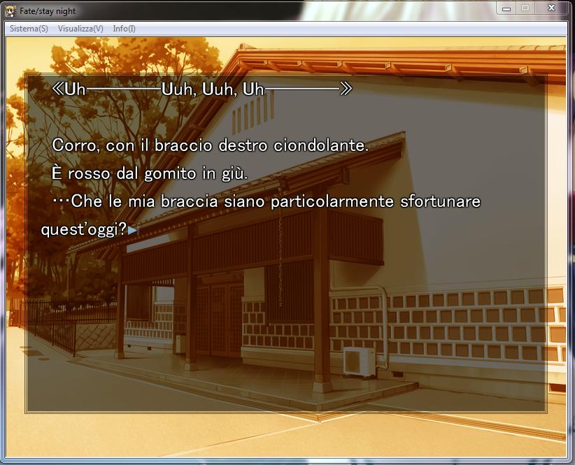 Fate/stay night ~ Segnalazioni errori - page 3